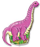 Шар 47'' (119см)  фигура     динозавр диплодок фуше