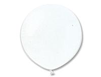 Шар 36'' (91см)  пастель white