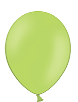 Шар 14'' (36см)  пастель apple green