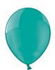 Воздушный шар Шар 14'' (36см)  кристалл teal
