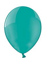 Шар 14'' (36см)  кристалл teal