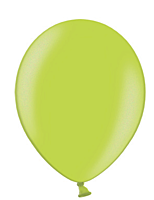 Шар 14'' (36см)  металлик apple green