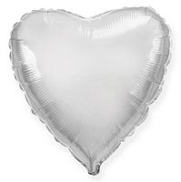 Шар 32'' (81см)  сердце