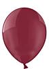 Воздушный шар Шар 14'' (36см)  кристалл burgundy
