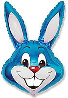 Шар 40'' (106см)  фигура     заяц синий
