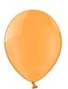 Воздушный шар Шар 14'' (36см)  кристалл orange