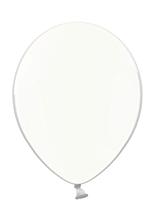 Шар 14'' (36см)  пастель white