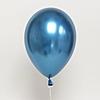 Воздушный шар Шар 12'' (30см)  хром Blue