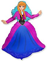 Шар 39'' (99см)  фигура     принцесса алексия