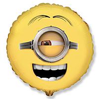 Шар 18'' (45см)  круг     миньон стюарт