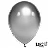 Воздушный шар Шар 12'' (30см)  хром Silver