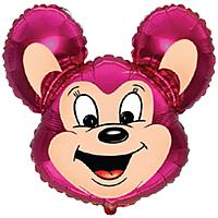 Шар 30'' (76см)  фигура     могучая мышь фуше