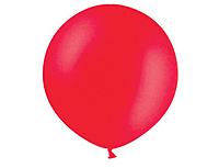 Шар 36'' (91см)  пастель red