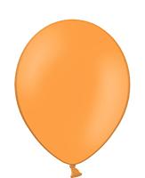 Шар 14'' (36см)  пастель orange