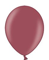 Шар 14'' (36см)  металлик ruby wine