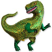Шар 32'' (81см)  фигура     тираннозавр