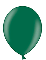 Шар 14'' (36см)  металлик oxford green