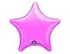 Воздушный шар Шар 19'' (48см)  звезда металлик lavender