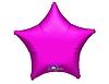 Воздушный шар Шар 19'' (48см)  звезда металлик fuchsia
