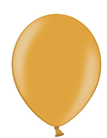 Шар 14'' (36см)  металлик gold